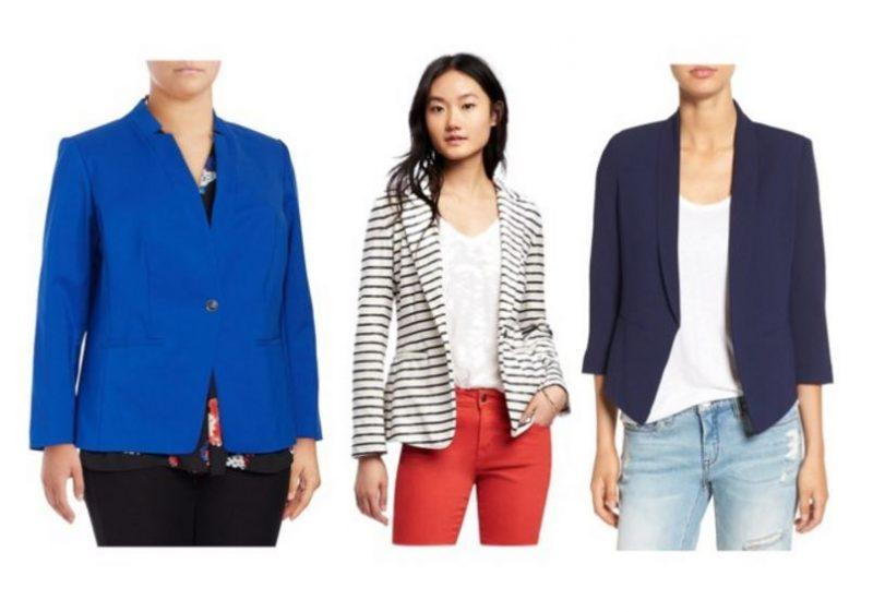 Spring workwear Basics blazers