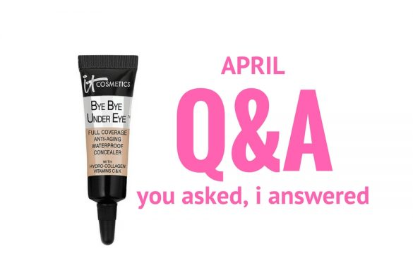 April Q&A on JK Style