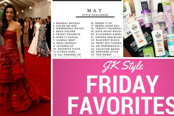 JK Style Friday Favorites April 28