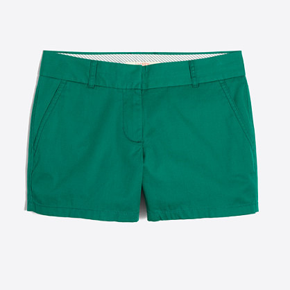 May Trend Watch J Crew Chino Short