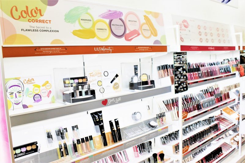 Ulta Beauty in Yukon - Ulta Beauty line - JK Style