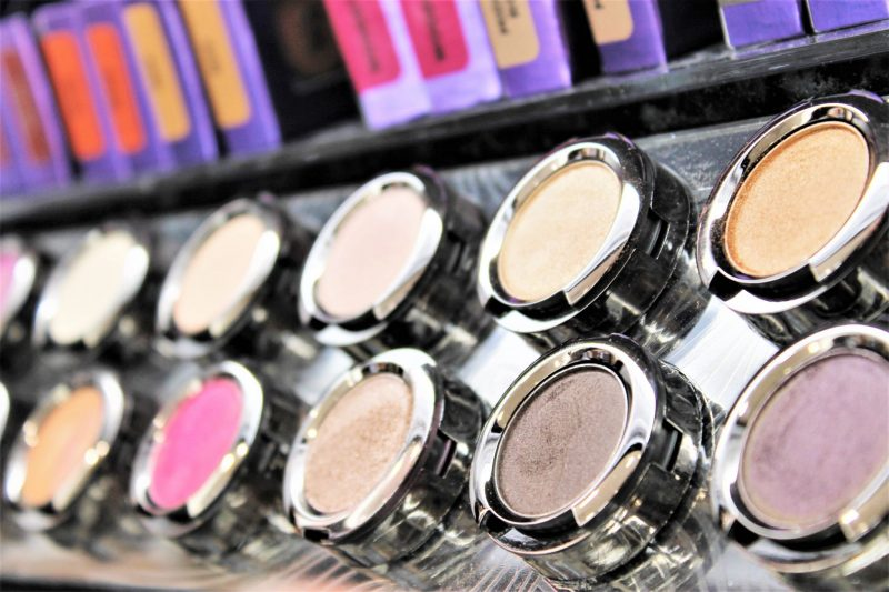 Ulta Beauty in Yukon - Urban Decay eye shadow - JK Style