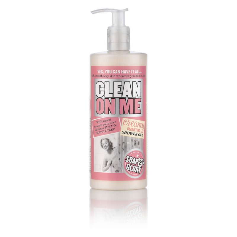 Under $40 Soap and Glory Body Wash