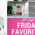 Friday Favorites June 30 2017