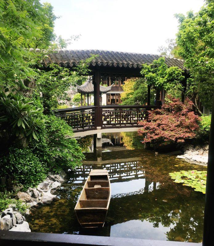 Pacific Northwest Trip - Portland Chinese Garden