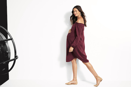 Friday Favorites Ingrid and Isabel maternity dress2