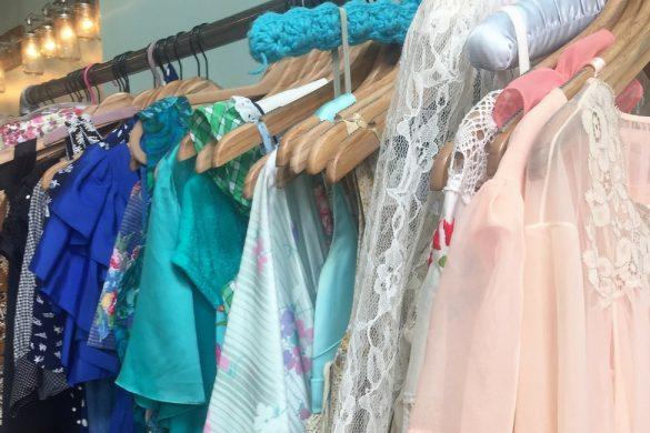visiting Trove Vintage & Bridal in Seattle - JK Style