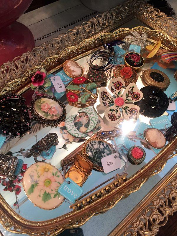 Trove Vintage & Bridal accessories