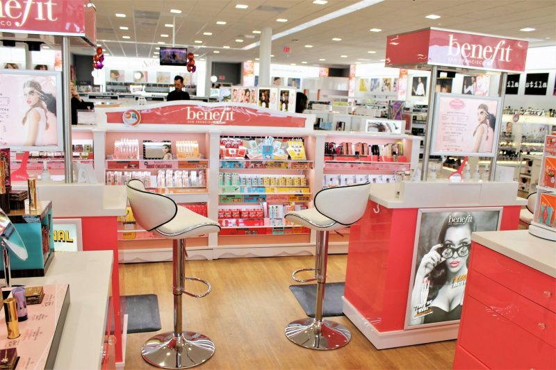Ulta Beauty Services Benefit Brow Bar Yukon Oklahoma