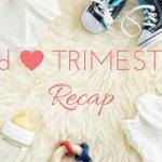 2nd trimester recap - JK Style