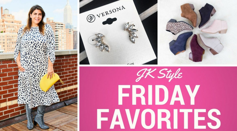 Friday Favorites - October 20 on JK Style