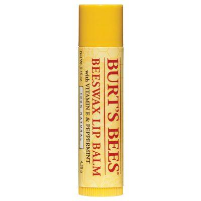 November Q&A - Burt's Bees lip balm - JK Style