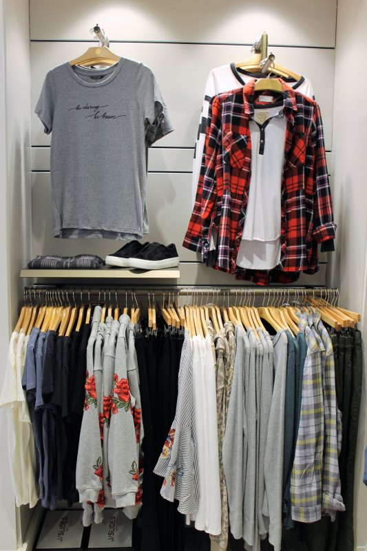 t-shirts and tops at Evereve in Oklahoma City - Christmas shopping at Classen Curve