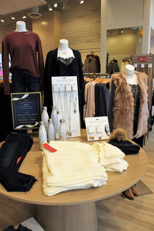 Evereve in Oklahoma City - Christmas shopping at Classen Curve