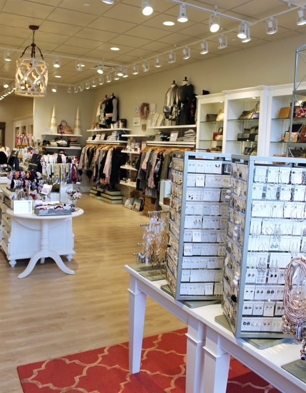 Francesca's store in Oklahoma City - Christmas shopping at Classen Curve