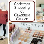 Christmas shopping at Classen Curve in Oklahoma City - JK Style