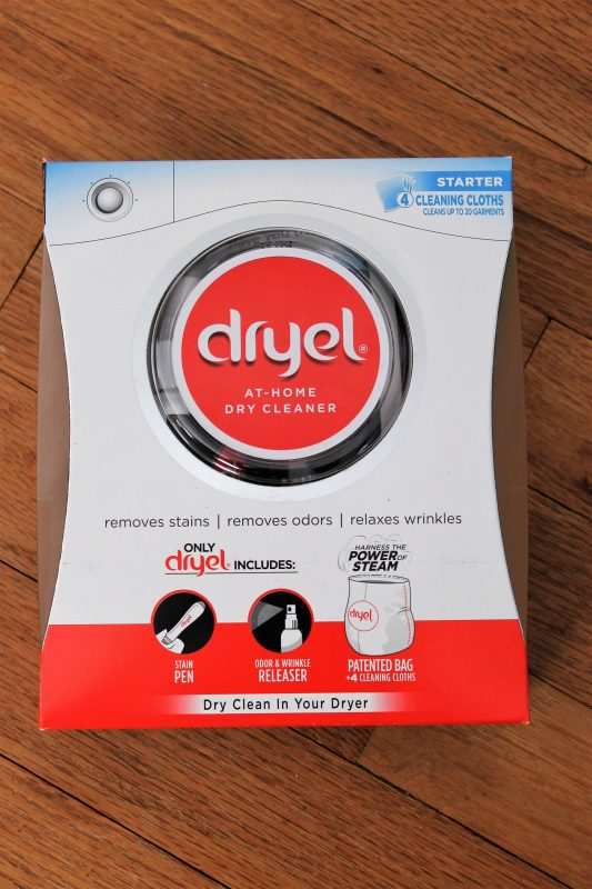 Dryel - fabric care with Dryel