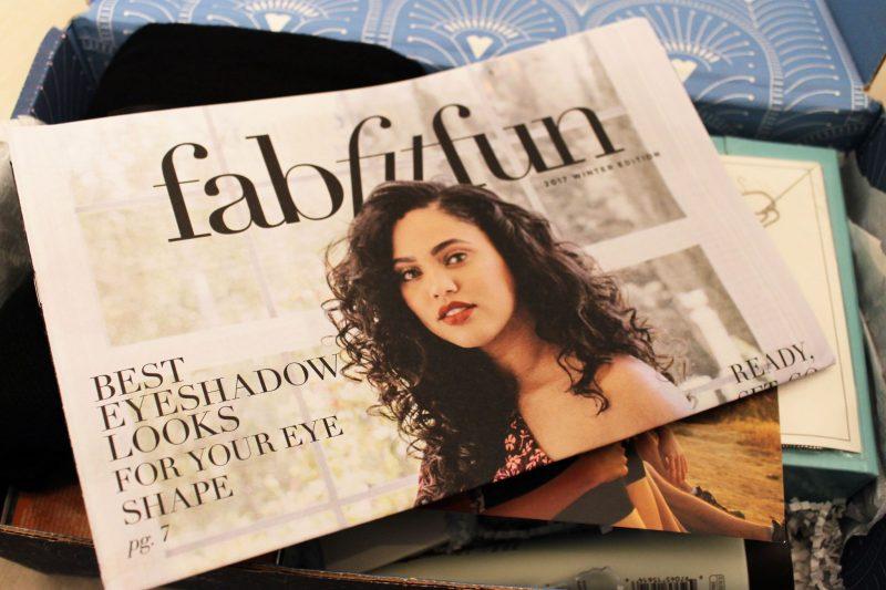 FabFitFun box - Winter - JK Style