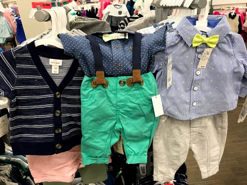 Target baby boy clothes - JK Style