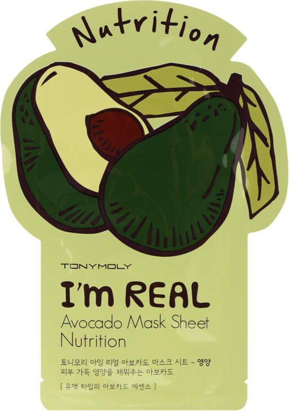 Tony Moly Avocado Mask - Friday Favorites - JK Style