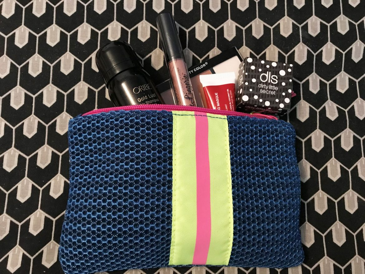 January Ipsy Glam Bag review 2018 JK Style