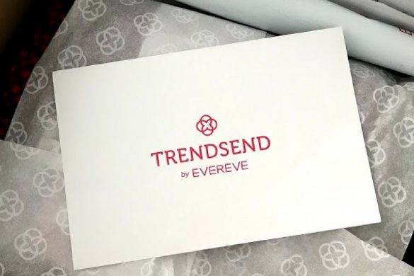 a review of Trendsend by Evereve
