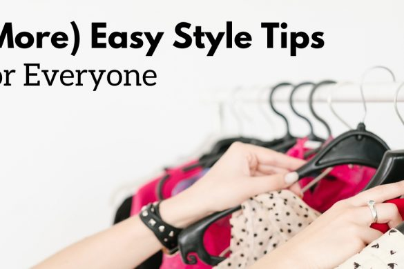 easy style tips - JK Style