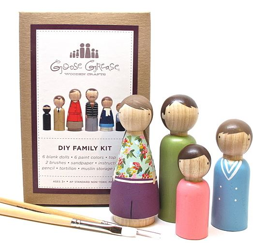 DIY family kit