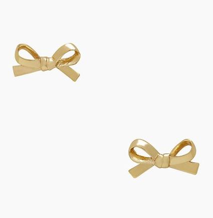 bow earrings