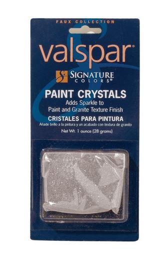 valspar crystals