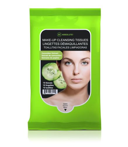 makeup cleansing tissues