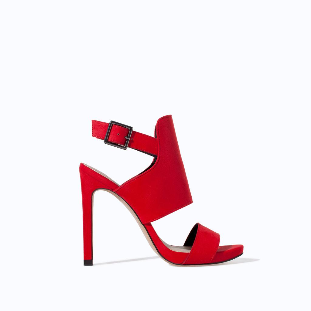 Wraparound Sandal Zara