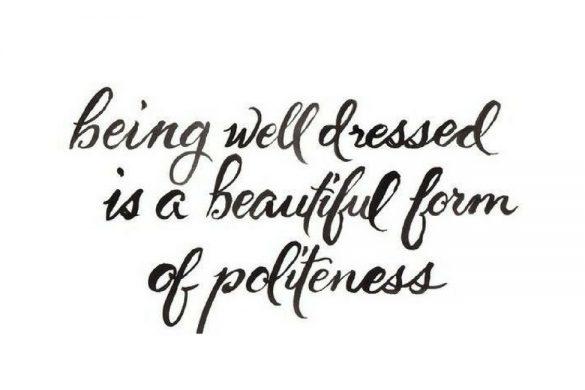 A Matter of Politeness