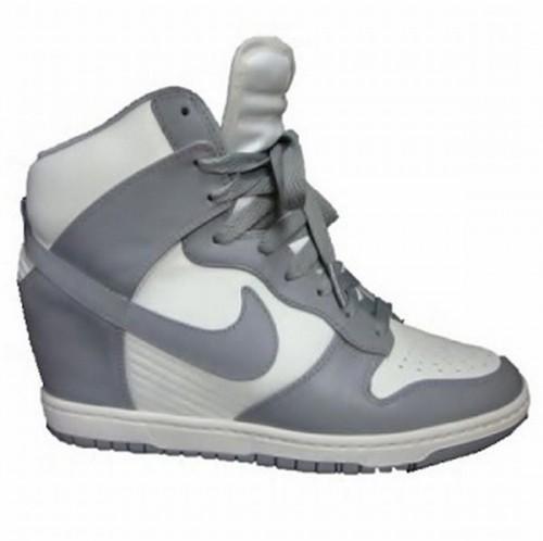 nike high heels sneakers