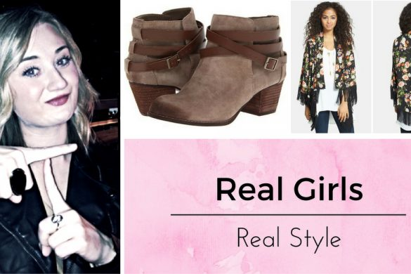 real girls real style megan