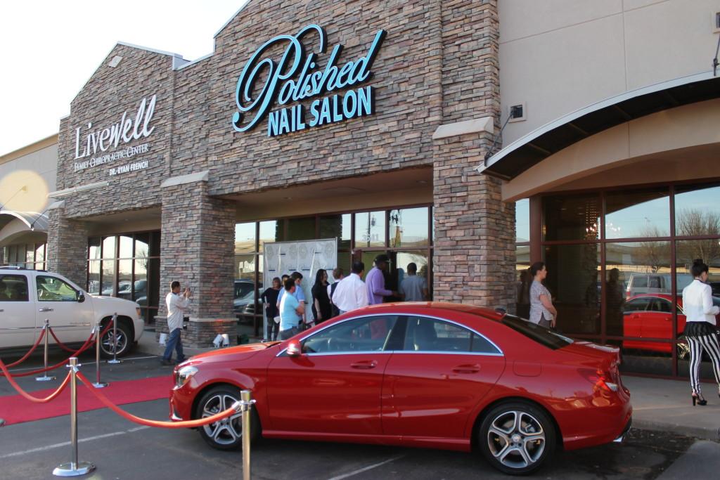 Oklahoma fashion week 2014 day 3 jk style for Mercedes benz okc service