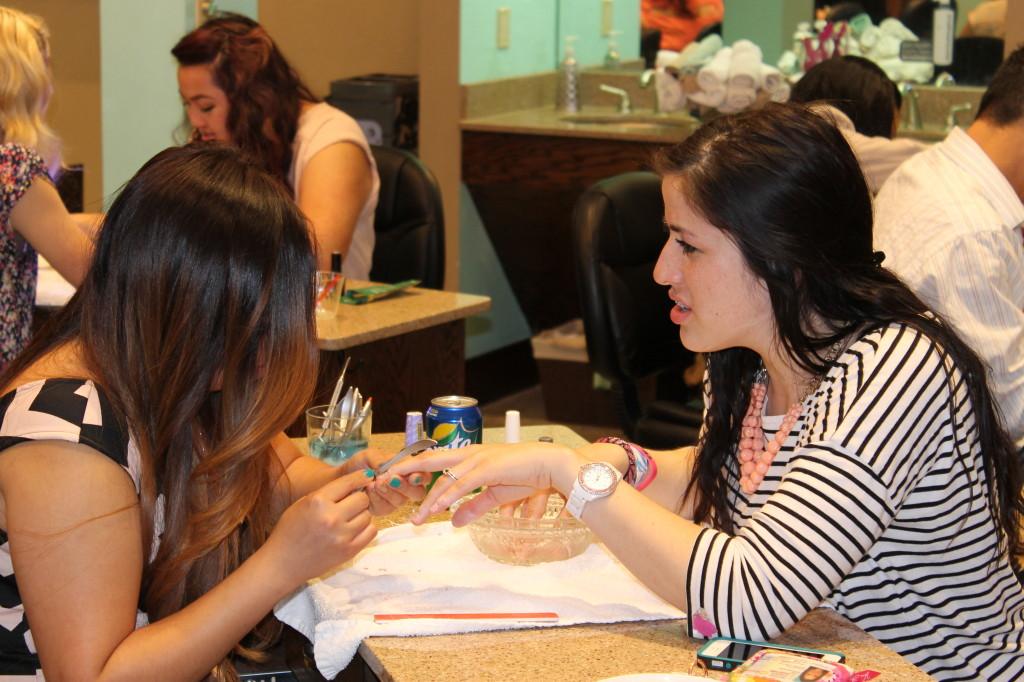 Polished Nail Salon Manicures