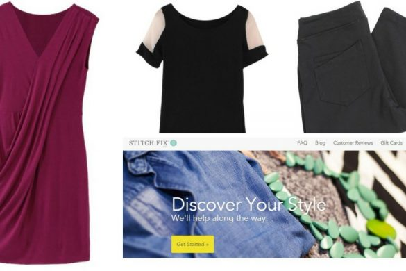 Stitch Fix Review on JK Style
