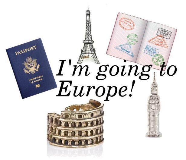 europe pics montage
