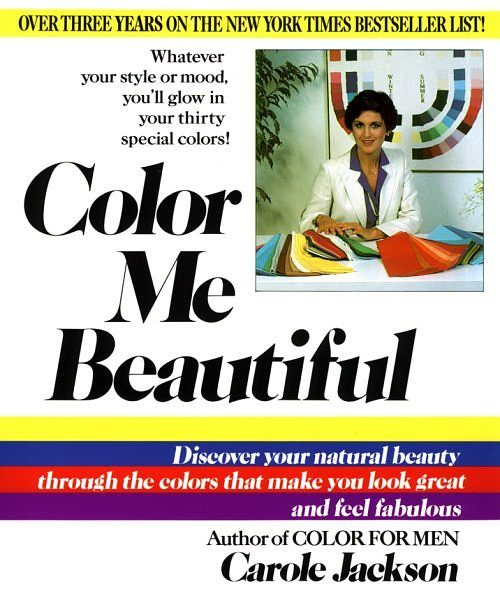 Finding your best color with Color Me Beautiful