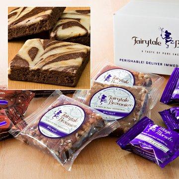 Fairytale Brownies Cream Cheese Brownies