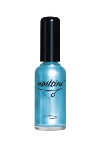 Nailtini Straight Up Color Nail Lacquer Adios
