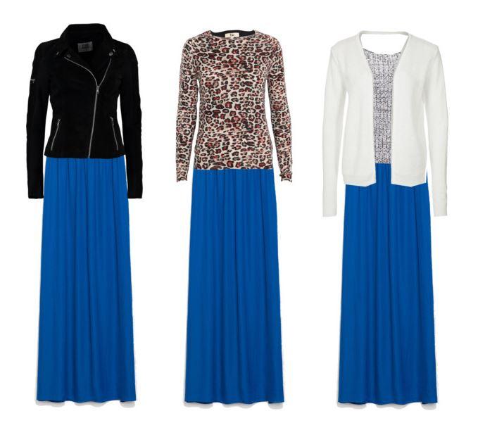 zara blue into fall