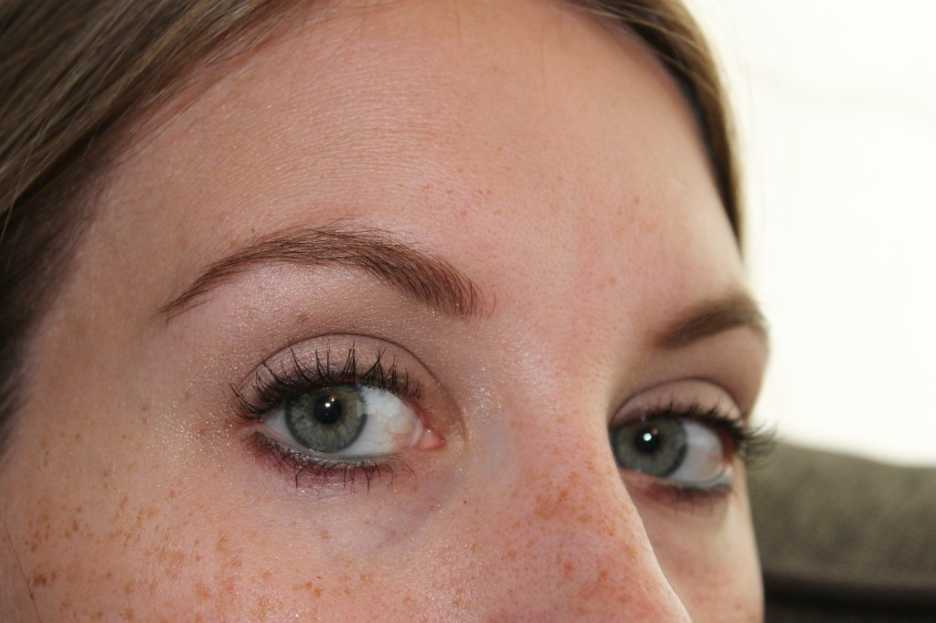 eyebrows with filler