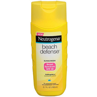 neutrogena beach defense