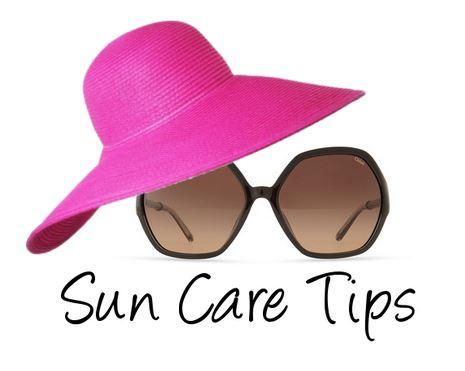 sun care tips
