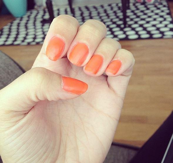 allure nail polish