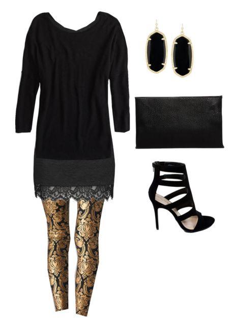 black sweater 5