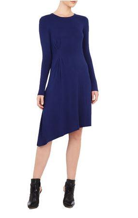 korrina asymmetrical dress