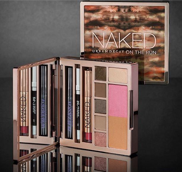 naked on the run